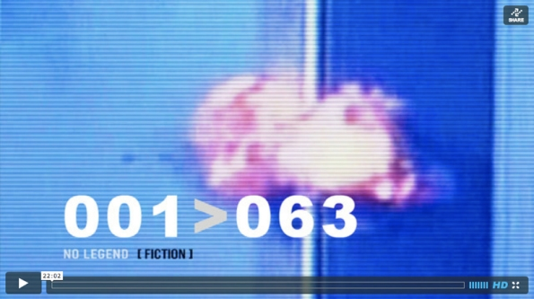 thierry Ehrmann: video culte No Legend  by Abode of Chaos N°001 - 063