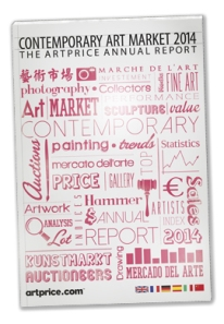 Le Rapport Artprice sur le Marché de l'Art Contemporain 2013/2014 est en ligne