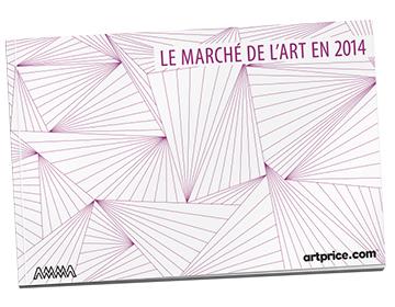 Artprice : Rapport Annuel du Marché de l'Art mondial 2014, +26% de croissance