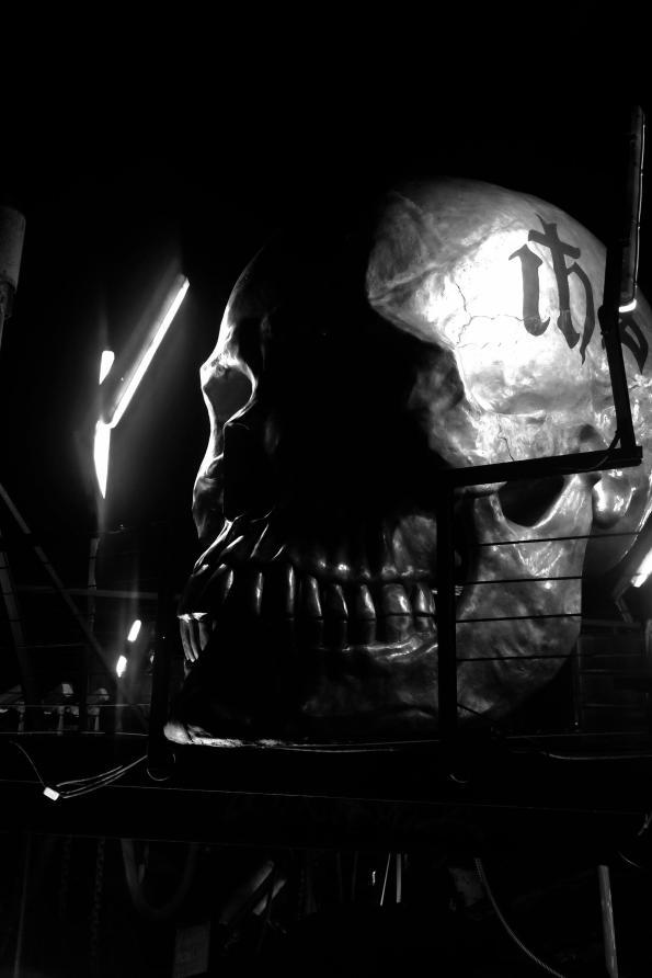 Regard de thierry Ehrmann sur la Demeure du Chaos/Abode of Chaos Musée d'Art ContemporainRegard de thierry Ehrmann sur la Demeure du Chaos/Abode of Chaos Musée d'Art Contemporain