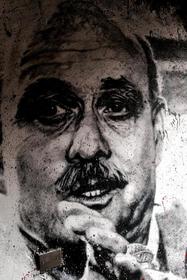 Photo portrait & intervention de Jeremy Rifkin chez Artprice (c) création 2001