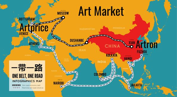 Belt and Road Initiative (BRI) Artprice - Artron - Art Market