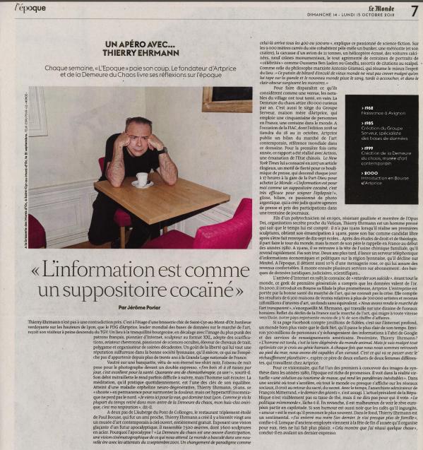 Thierry Ehrmann   « L information est pour moi comme un suppositoire  cocaïné » 4cc94e03237