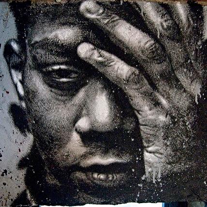 Jean-Michel Basquiat ©thierry Ehrmann - courtesy of Organ Museum / Demeure du Chaos